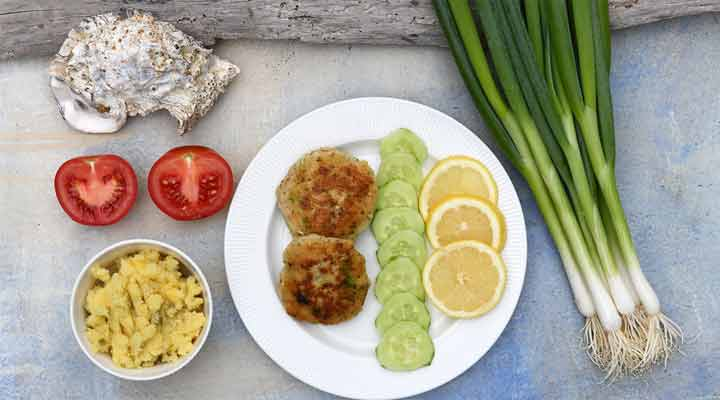 Homemade fish cakes are a quick and easy meal. Not only are they perfect for burgers but they also go well with...